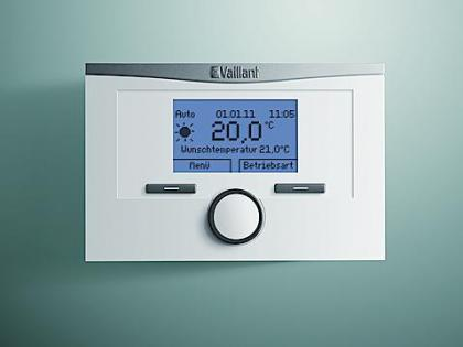 Vaillant calorMATIC 450 thermostaat
