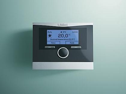 Vaillant calorMATIC 470 thermostaat
